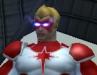 Corestar in Star Patrol Uniform