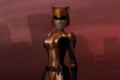 Copper Cat (Claws/Reflexes Stalker)
