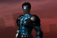 Kickboxer (Martial/Reflexes Brute)