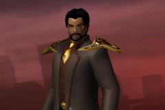 Mender Chronos (Ice/Time Corruptor)