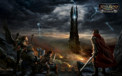 Wallpaper - Rise of Isengard