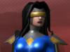 Azure Widow's Hero Disguise