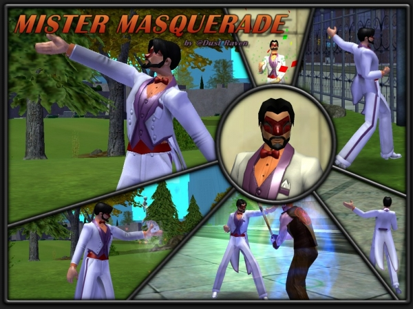 Mister Masquerade